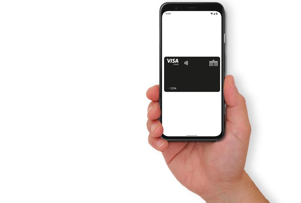 BanCorp Visa Card mobil